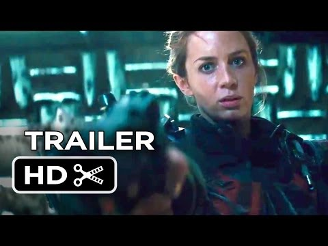 Edge of Tomorrow Official Trailer #2 (2014) – Tom Cruise, Emily Blunt Movie HD