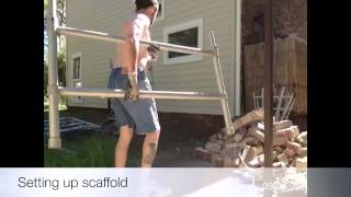 Building & installing a new timber bathroom window - pics & Timelapse