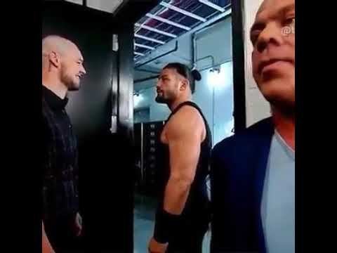 RomaN Riges  LaSt moment Hospital  what Happend