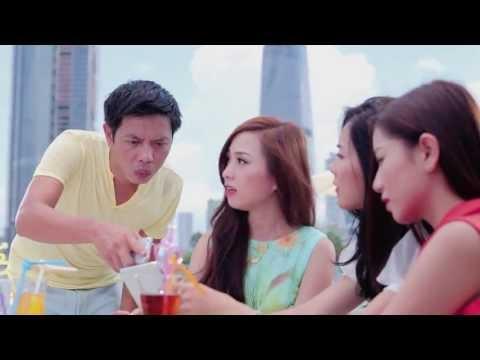 [SmartGame] Giải trí mọi nơi với Thái Hòa cùng dàn hot girl