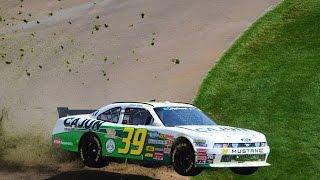 NASCAR WTF Crashes