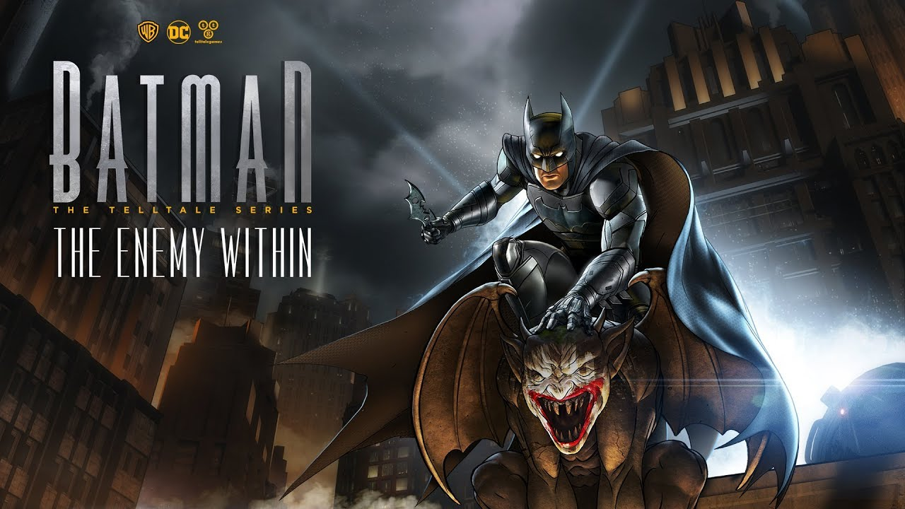 'Batman: The Enemy Within' Delayed to October 3rd on iOS