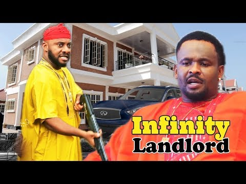 Infinity Landlord Part 1&2 - Yul Edochie And  Zubby Micheal Latest Nollywood Movies.