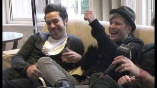 Video Fall Out Boy take The Stupid Interview and indulge Patrick Stump's armpit fetish MP3, 3GP, MP4, WEBM, AVI, FLV April 2018