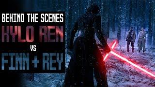 Video Kylo Ren vs Finn & Rey | Behind The Scenes History MP3, 3GP, MP4, WEBM, AVI, FLV Agustus 2017