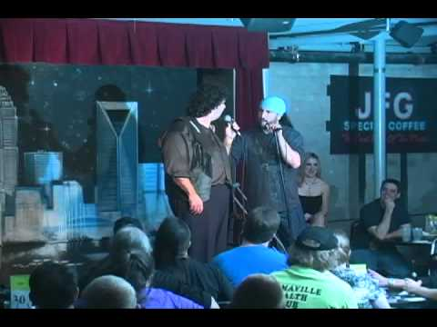 Mick Foley and Shane Helms perform an ADULT Comedy Sketch!