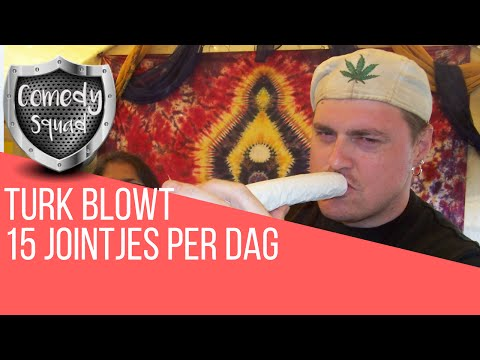 | NEWSFUCK: TURK BLOWT 15 JOINTJES PER DAG