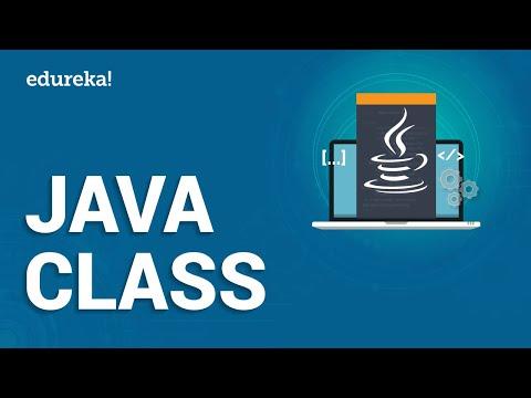 Java Classes | Java Tutorial for Beginners | Java Classes and Objects | Java Training | Edureka