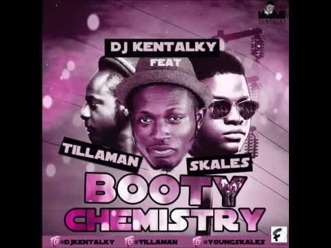 DJ Kentalky Ft Tillaman & Skales   Booty Chemistry NEW 2012   YouTube