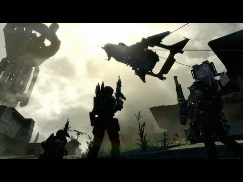 gamespot - Chris Watters is joined by Vince Zampella to show off some footage from Titanfall from E3 2013. Follow Titanfall at GameSpot.com! http://www.gamespot.com/tit...