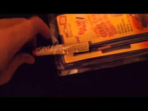 Fix It Pro Clear  Universal Car Scratch Repair Remover Pen Simoniz  REP 19732