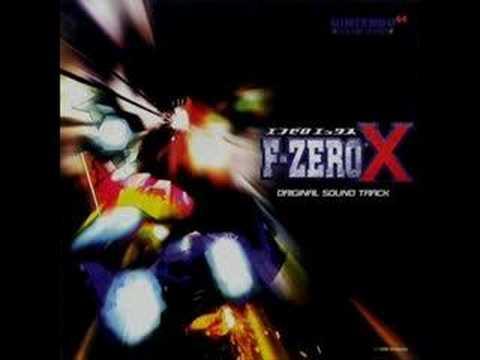 F-Zero X: EXpansion Kit - Rainbow Road