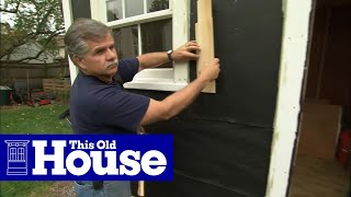 Video How to Install Fiber-Cement Siding | This Old House MP3, 3GP, MP4, WEBM, AVI, FLV Agustus 2019