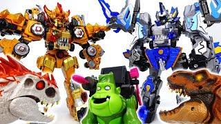 Video Go Go Dino-Core 3, Endless Battle Against Monsters & Dinosaurs - ToyMart TV MP3, 3GP, MP4, WEBM, AVI, FLV Oktober 2018