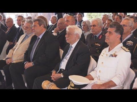 Ο ΠτΔ στον εορτασμό της επετείου του Κινήματος του Ναυτικού