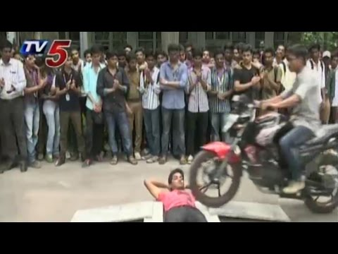 Youth Icon 2014 | 20 Bikes Moves on Flat Stomach : TV5 News