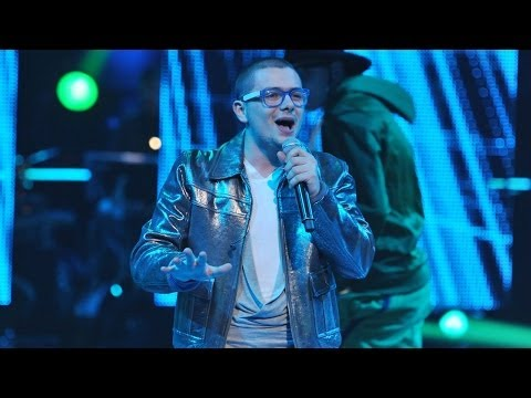 The Voice of Poland - Maciek Moszyński -