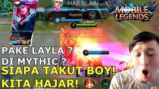 Video UJI NYALI MAIN LAYLA BARENG PUBLIC !! I LOVE MOBILE LEGEND MP3, 3GP, MP4, WEBM, AVI, FLV Januari 2019