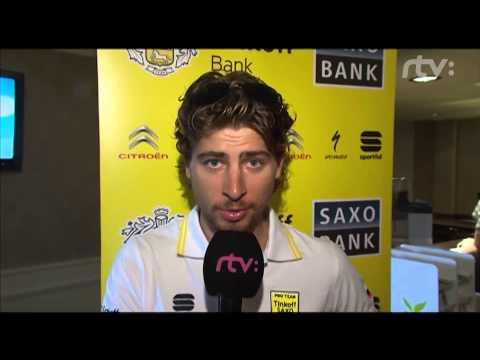 Peter Sagan pozýva na sledovanie Tour de France