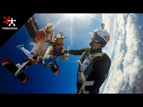 TURBOLENZA: Best Of Base Jumping, Skydiving, Tunnel Flying 2016