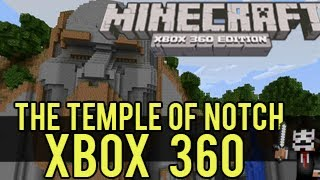 Minecraft Behind The Temple Of Notch Minecraftvideos Tv