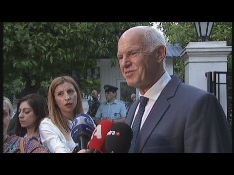 papandreou YouTube ERT