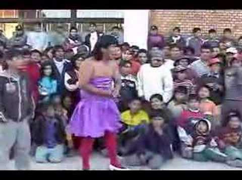 comicos en huancayo -peru jojo