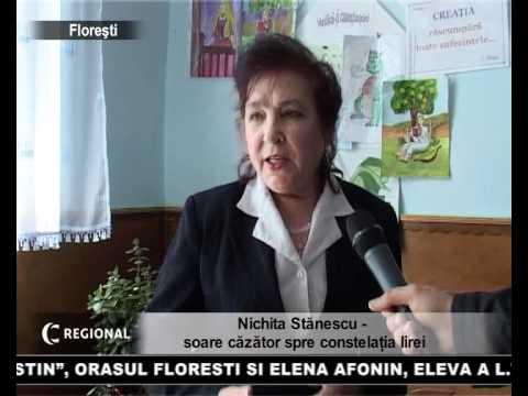 Nichita Stănescu soare căzător spre constelația lirei