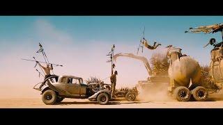 Mad Max: Fury Road Scenes