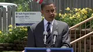 Zanesville (OH) United States  city photos gallery : Barack Obama in Zanesville, OH