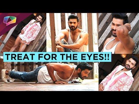 Mrunal Jain's hot photo shoot!