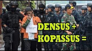 Video JOKOWI INGIN PASUKAN SILUMAN KOOPSUSGAB TNI DIHIDUPKAN KEMBALI BANTU DENSUS 88 MP3, 3GP, MP4, WEBM, AVI, FLV Mei 2018