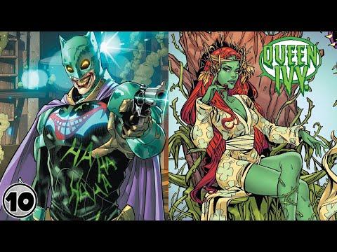 Top 10 Biggest Batman Villain Changes