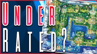 Why Kanto is The Most UNDERRATED Pokémon Region of All Time by HoopsandHipHop