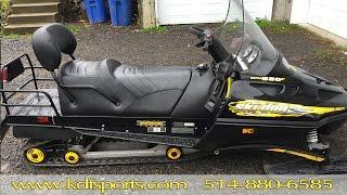 3. Ski Doo Skandic 550 2007