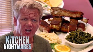 Video Gordon Ramsay's Hideous Lunch | Kitchen Nightmares MP3, 3GP, MP4, WEBM, AVI, FLV Maret 2019
