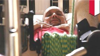 半身不随の患者が、神経細胞移植で歩行可能に