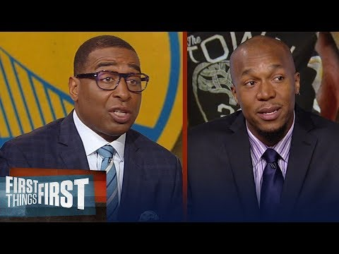 David West explains how Rockets are the biggest challenge to Warriors | NBA | FIRST THINGS FIRST