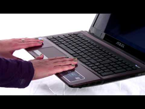 Meet the new ASUS K53 laptop