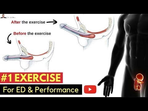 🤷🏼‍♂️ #1 Exercise For Preventing Erectile Dysfunction & Improving Your Performance  In The Bedroom