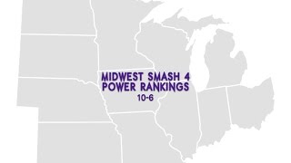 Midwest Smash 4 Power Rankings  10-6