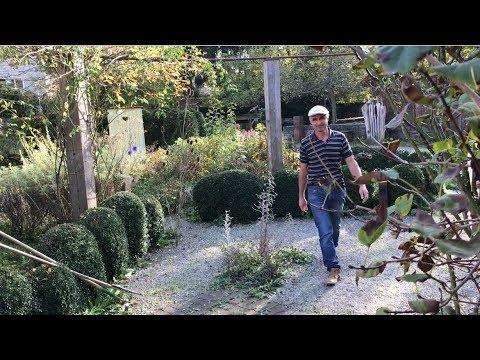 Kieswege pflegen mit der Pendelhacke (5) – Entspannt gärtnern