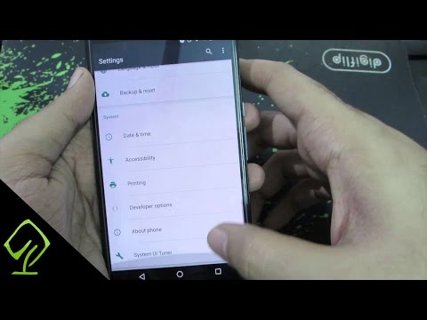 How to change Toggle Positions on Nexus 6