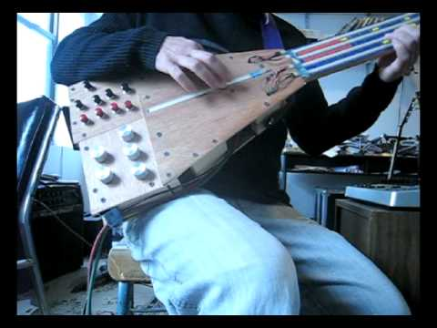 Live Music Show - Homemade Instruments