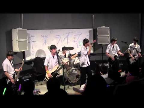 上湧別中学校 卒業ライブ 夜桜