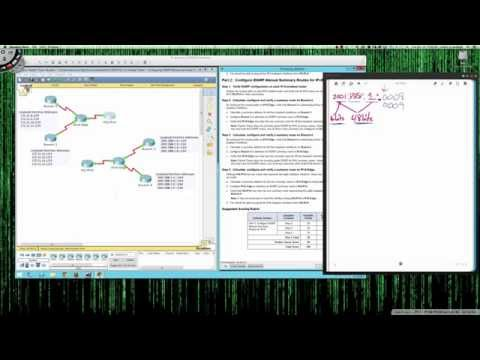 8XX - The following video will walk you through the PacketTracer 8.1.2.5 activity and demonstrate all configuration steps. Note that this activity is for the Cisco...