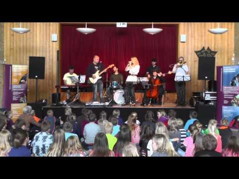 Lærerband spiller PR koncert Jetsmark