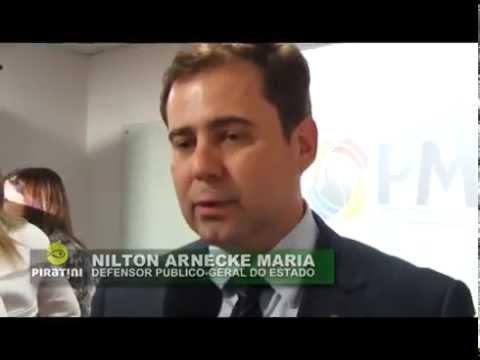 Vídeo Redação Informativo 01 10 2014