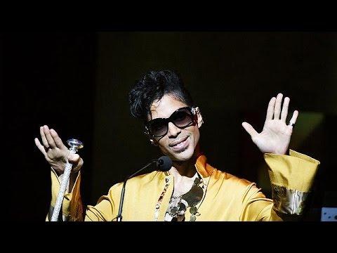 Θρηνούν οι θαυμαστές του Prince για τον πρόωρο χαμό του
