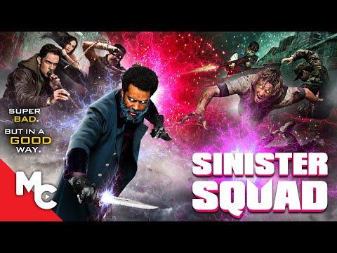 Sinister Squad   Full Action Fantasy Movie